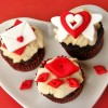 Sending All My Love Valentine Fondant Cupcake Tutorial