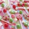 Sweet Holiday Fondant Candy Tutorial