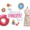 Donut You Know? It's National Donut Day!