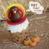 Gobble Up This Sweet Turkey Fondant Topper Tutorial!