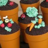 The Sweetest Garden Party Cupcakes Tutorial