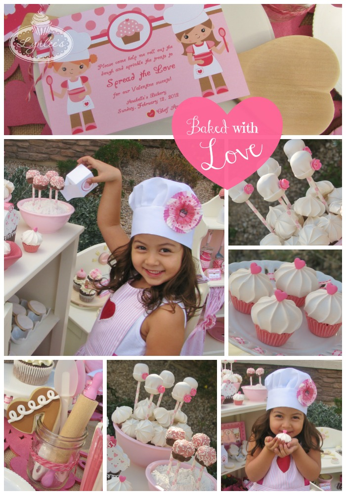 Baked with Love Valentine Play Date Ideas ~ Lynlee's