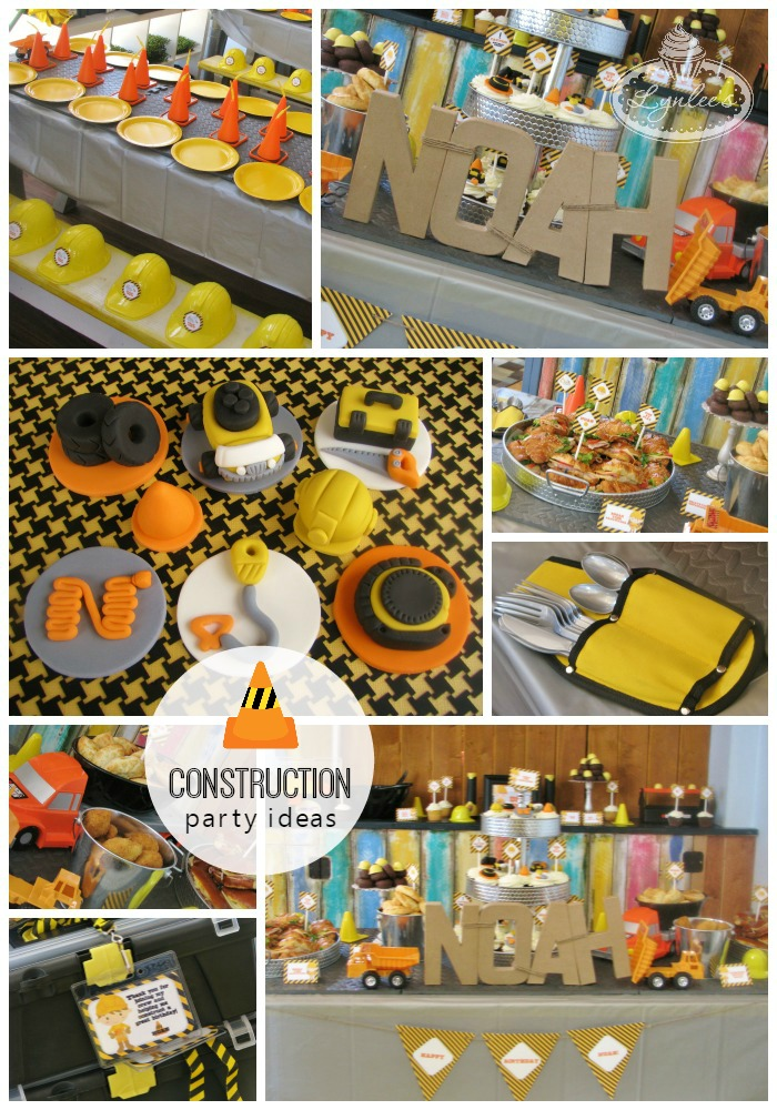 Construction Party ~ Lynlee's