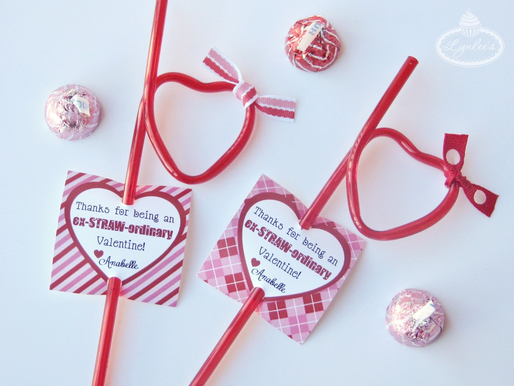 Valentine's Day classroom idea ~ Lynlee's