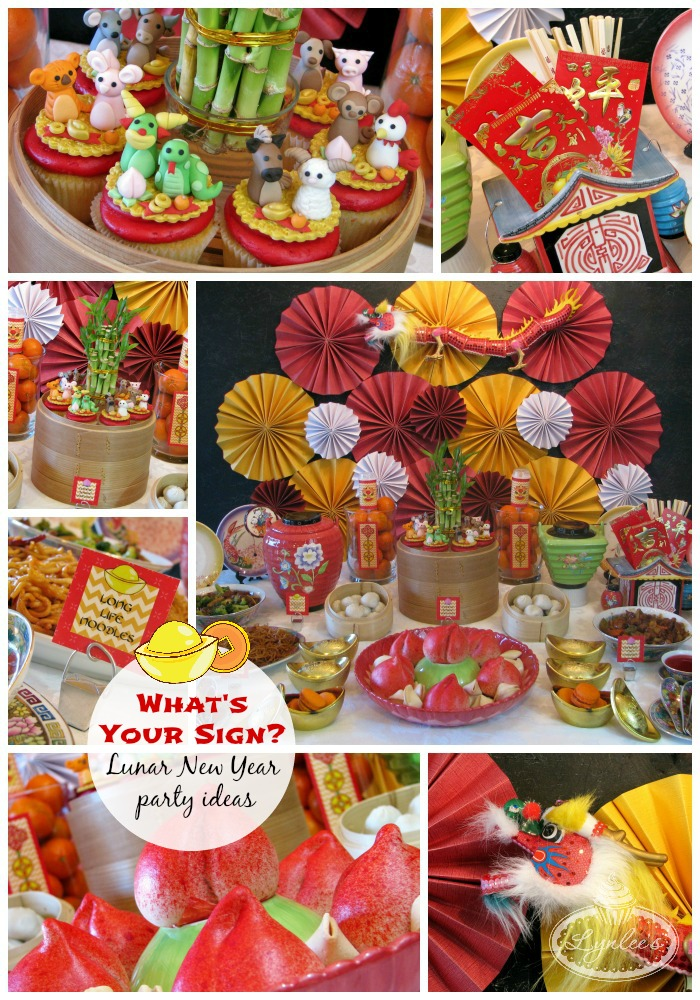 What's Your Sign Chinese New Year Party ~ Lynlee's