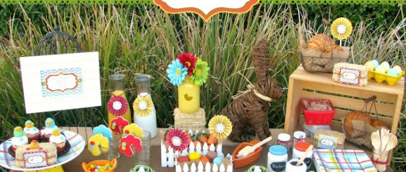 Lynlee's Farm Fresh Easter