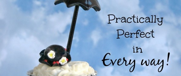 Mary Poppins' Practically Perfect Fondant Tutorial