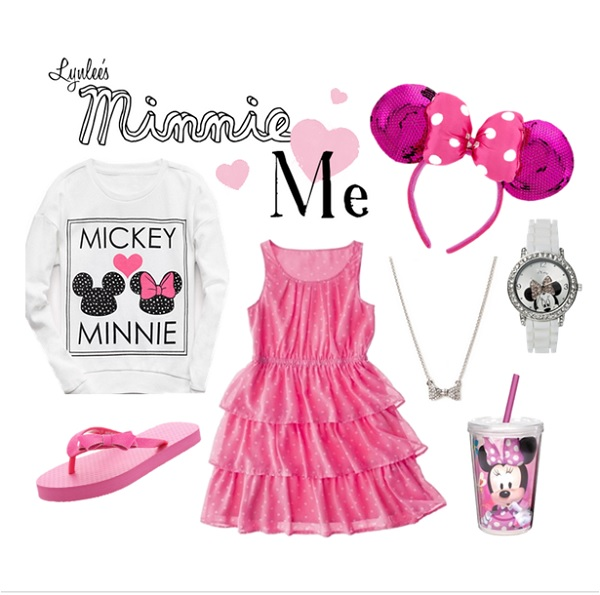 Minnie Me Disney Outfit