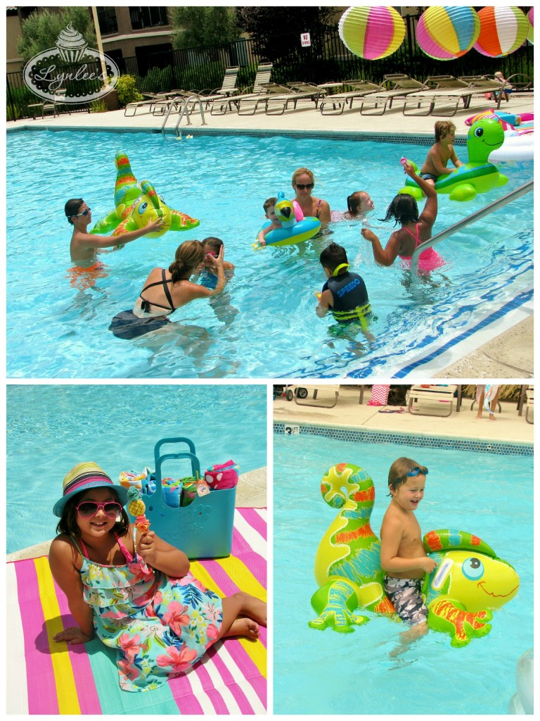Endless Summer surf party pool fun ~ Lynlee's