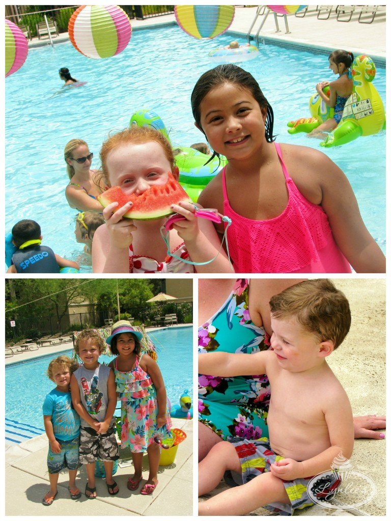 Endless Summer surf party kids ~ Lynlee's