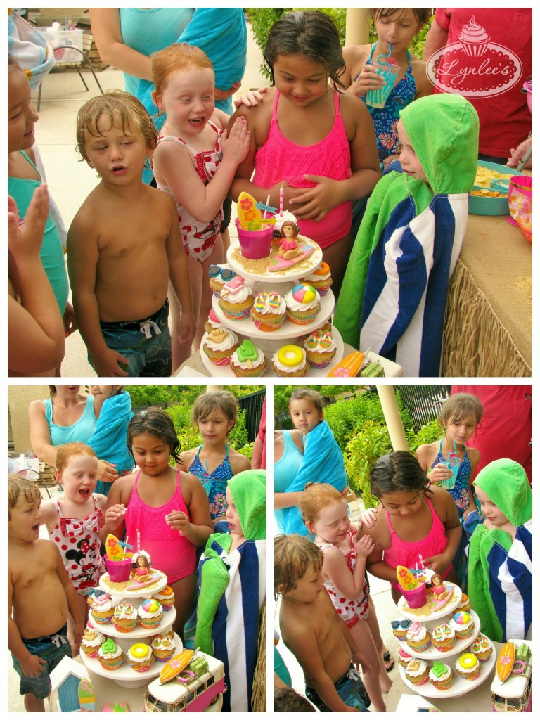 Endless Summer surf party birthday ~ Lynlee's