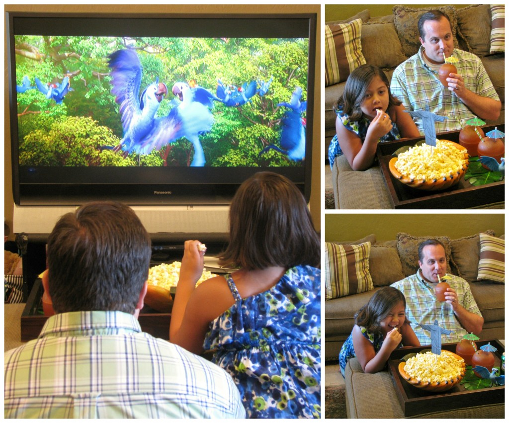Family Movie Rio 2 ~ Lynlee's