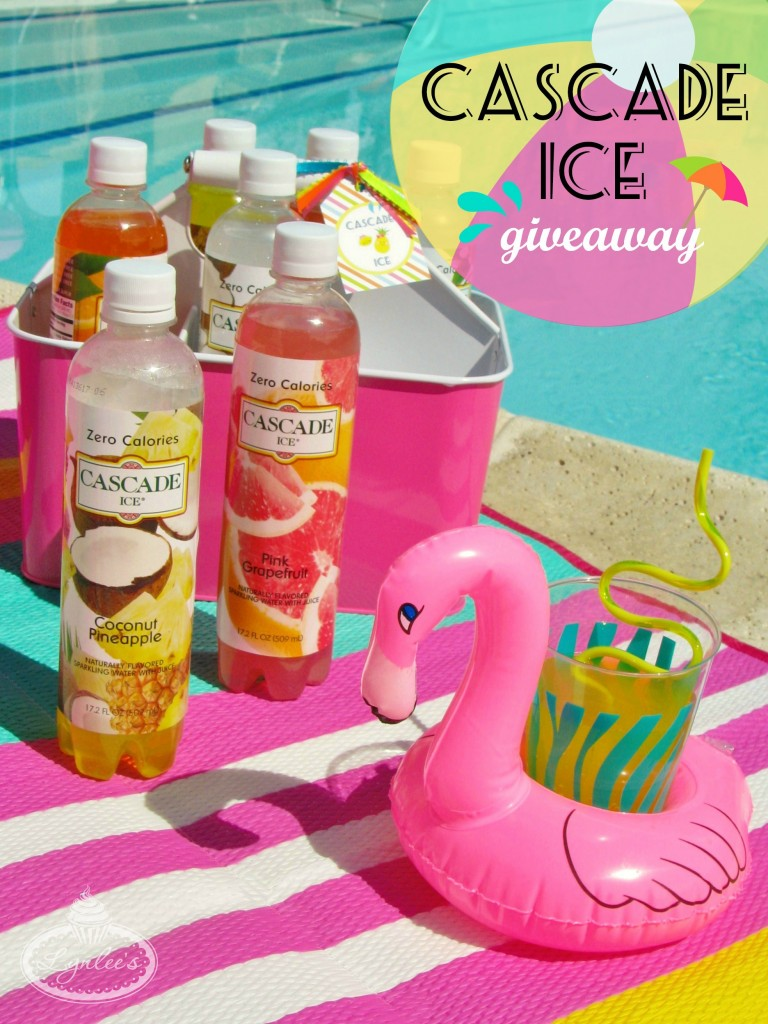 Cascade Ice Product Giveaway ~ Lynlee's