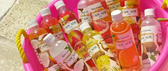 Prolonging the Summer with a Cascade Ice Giveaway ~ Closed