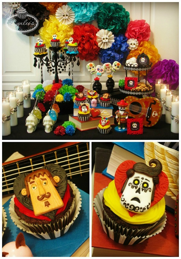 Day of the Dead desserts ~ Lynlee's