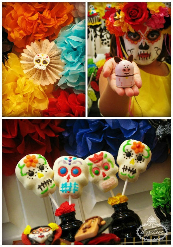 Book of Life goodies & decor ~ Lynlee's