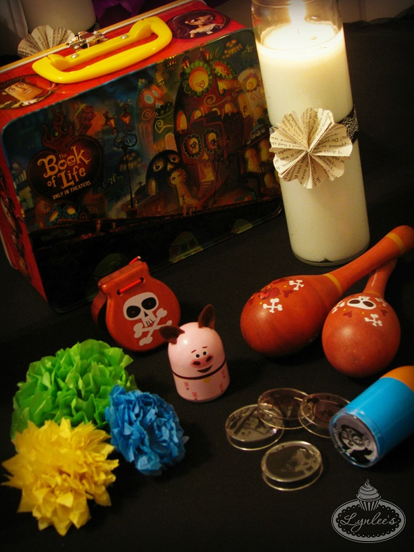Book of Life World Market toys ~ Lynlee's