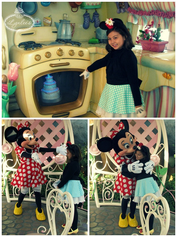 Minnie Mouse meeting ~ Lynlee's