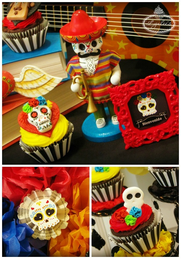 book of life party for the day of the dead