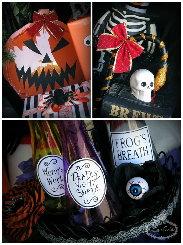 Nightmare before christmas halloween trunk or treat nightmare before christmas trunk or treat decor lynlees solutioingenieria Choice Image