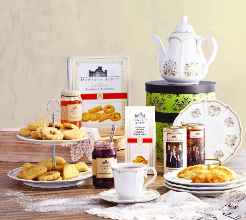 Downton Abbey assortment at Cost Plus World Market