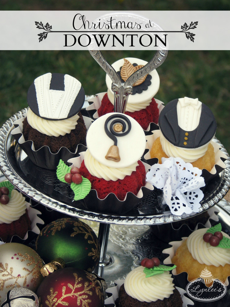 Christmas at Downton ~ Lynlee's