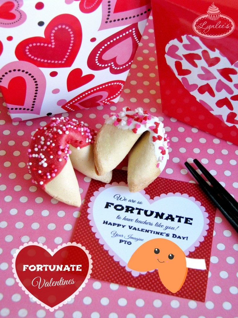 Fortunate Valentines ~ Lynlee's