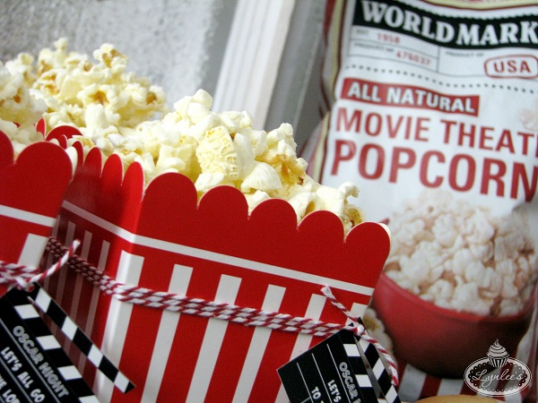 Retro Movie Night Popcorn ~ Lynlee's