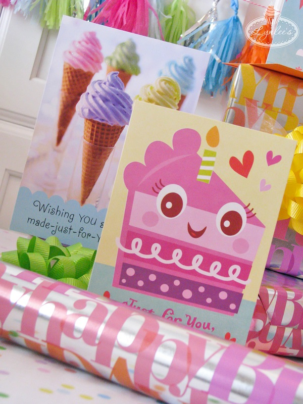 Girly cards