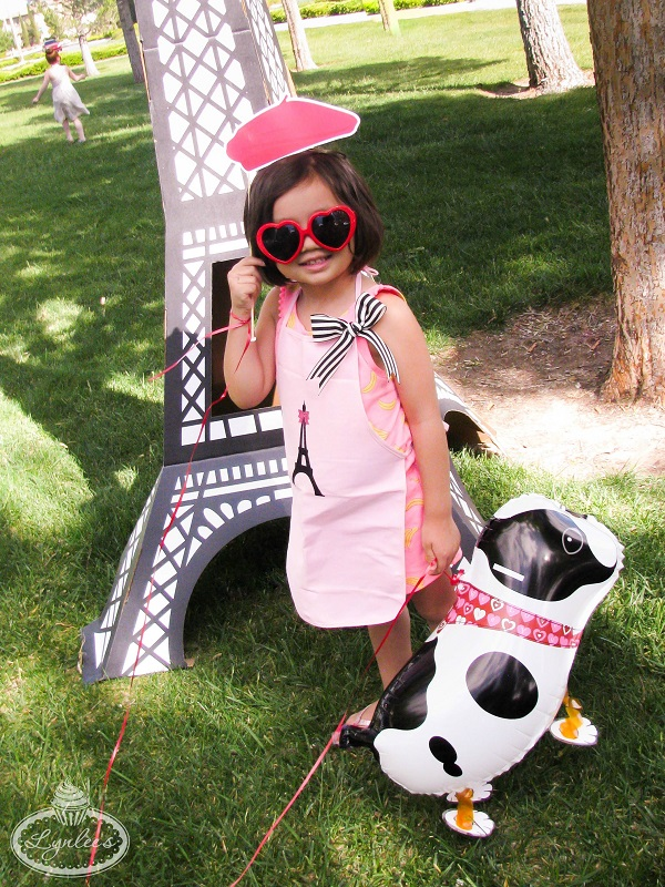 An American Girl in Paris party girl ~ Lynlee's