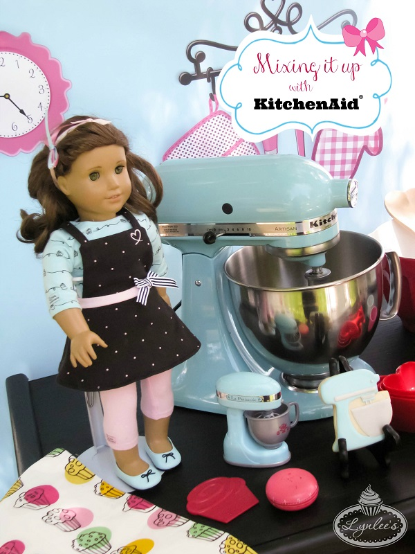 Mixing it up with KitchenAid