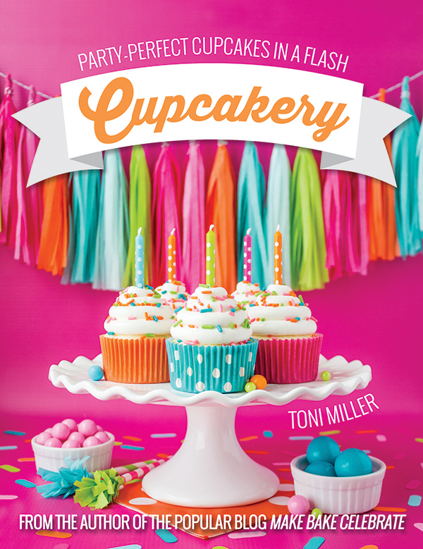 Cupcakery Book Cover