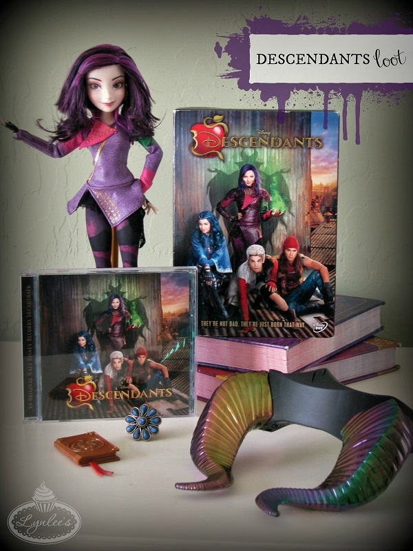 Descendants DVD, CD & Dolls