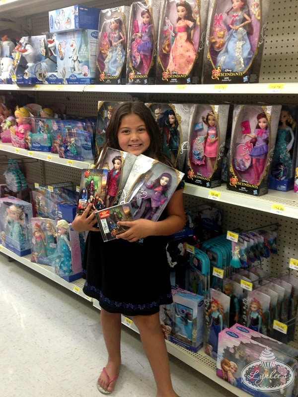 Descendants Dolls at Walmart