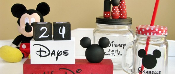 Magical Disney Crafts for an Upcoming Trip!
