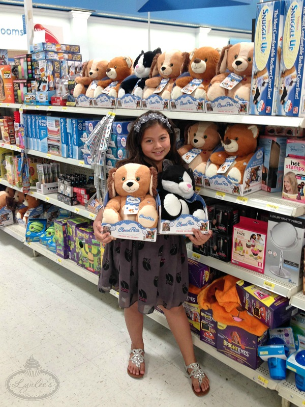 CloudPets at Walmart ~ Lynlee's