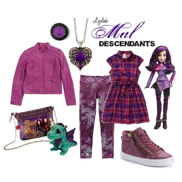 Mal Descendants outfit ~ Lynlee's