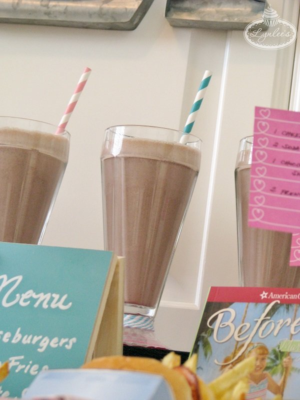 Chocolate Shakes ~ Lynlee's