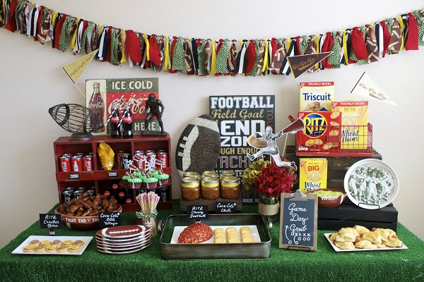 Classic Home Bowl Party ~ Lynlee's
