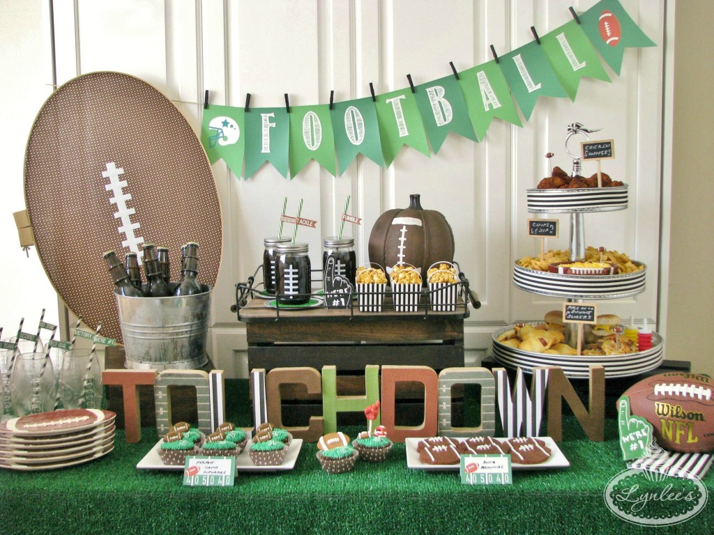 Tailgate Tablescape
