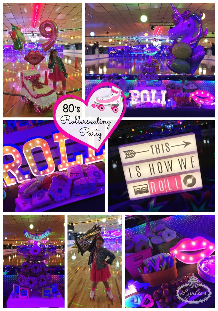 neon-80s-rollerskating-party-collage