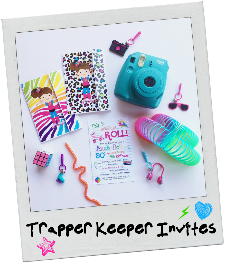 neon-80s-rollerskating-party-trapper-keeper-invites