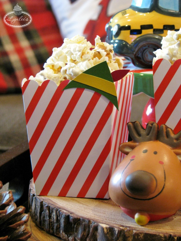 elf-movie-watch-party-popcorn-boxes
