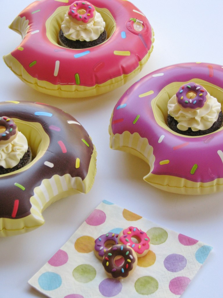 Donut Cupcakes ~ Lynlee's
